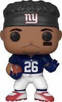 SAQUON BARKLEY - NEW YORK GIANTS - FUNKO POP - BRAND NEW NFL FOOTBALL 40592