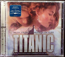 Titanic: The Ultimate Collection by James Horner (CD, Nov-1997, Sony Music)