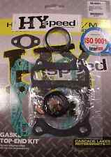 HYspeed Top End Head Gasket Kit Set Suzuki Quadrunner Quadsport 230 1985-1993