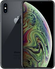 Excellent LikeNEW iPhone XS A1920 Black 64GB Unlocked for International GSM/CDMA