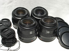 ONE MINOLTA AF 35-70mm F 3.5-4.5 Lens for MINOLTA MAXXUM or SONY ALPHA camera