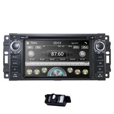 In Dash Car Stereo Radio GPS Navigation DVD Player fit Dodge RAM 1500 2009 2010