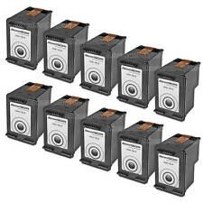 10 CC654AN 901XL 901 XL BLACK Ink Print Cartridge for HP OfficeJet 4500 Printer