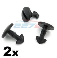 Land Rover Discovery 3 & 4 Bumper Tow Eye Cover Clips (Pack of 2) DYR500010