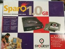 Syquest SparQ 1.0 GB Removable Internal Cartridge Hard Drive