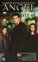 Angel city of by Holder, Nancy, Acceptable Used Book (Mass Market Paperback) FRE