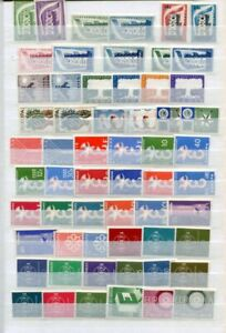 EUROPA CEPT 1956-66 MNH COLLECTION 230 Stamps