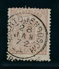 NR. 13  PRACHT EX.  MET  FRANCO TAKJE s HERTOGENBOSCH 28 JAN 72  Zk248