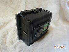 ZENZA BRONICA SQ-I 220 Film Back Holder SQ-Ai 6x6 + Dark Slide voir photos SQI
