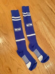 Team Israel Baseball Olympics Team Issued TCK Flag Socks Tokyo 2020
