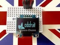 """White 128X64 OLED LCD LED Display Module For Arduino 0.96"""" I2C IIC Serial UK New"""