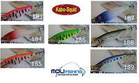 TOTANARE OPPAI KABO SQUID TOTO 3 MISURE E 6 COLORI A SCELTA  TATAKI FISHING -NEW