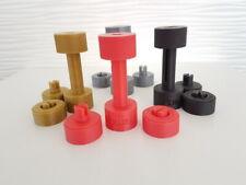 Custom Petrakla 35mm to 120 Roll Film Adapter Set (1 set). Free shipping!
