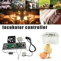 Incubator Controller Set Incubator Spare Parts Auto Poultry Hatching Egg s C1N5