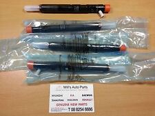 KIA CARNIVAL 2.9L 2006-ONWARDS GENUINE BRAND NEW A/T M/T FUEL INJECTOR 4SET