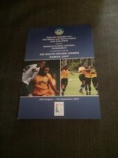VERY RARE - FIFA 2010 World Cup Oceania Qualifying & OFC Nations Cup  Aug 2007