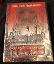 Torso DVD, Patrizia Adiutori,Conchita Airoldi,Carla Brait,Angela Covello,Ernesto