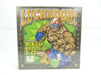 Luchador Mexican Wrestling Dice Board Game 2nd Edition (BRAND NEW, SEALED)