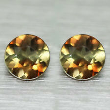 0.65cts  Excellent  luster beautiful natural unheated Andalusite loose gemstone