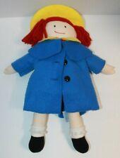 Vintage Eden Toys Dressable Soft Body Madeline Doll