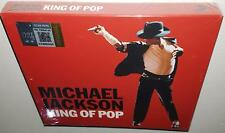 MICHAEL JACKSON KING OF POP (2008) BRAND NEW SEALED HONG KONG 2CD EDITION