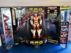 """New Jakks Pacific Robotic Air Defense Flying 12"""" Robot R/C Battery Charger Incl."""