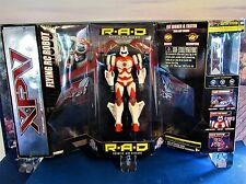 "New Jakks Pacific Robotic Air Defense Flying 12"" Robot R/C Battery Charger Incl."