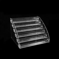 2020 Clear Acrylic  Display Shelf Showcase Action Figure Bauble Cosmetics new