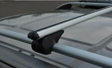 FIT FOR JEEP RENEGADE TRAILHAWK LOCKABLE ROOF RACK CROSS BARS/RAILS 14-19