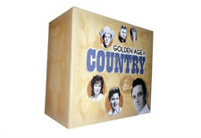 The Golden Age of Country Time Life 10 CD BOX NEW SEALED Free Shipping!