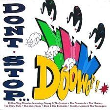 Don't Stop Doowop Vinyl Record LP Telstar STAR 2485 1991