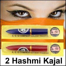 2x Hashmi Kajal Black Eye Liner 100 Original Delivery