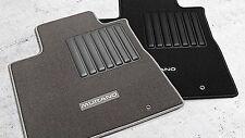2015-2019 Nissan Murano OEM Premium Carpet Floor Mats set 3PC Black 999E2-C3000