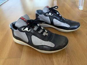Prada Sport America's Cup Sneakers Homme T. 42