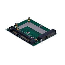 "NEU Mini mSATA SSD PCIE To 2.5"" SATA 6.0 Gps Adapter Interface Converter Card"