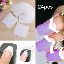 24 x Fahion 3D Nail Art Transfer Stickers Design Manicure Decal Decoration Tips