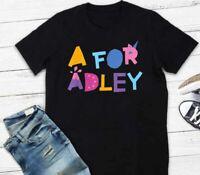 a for adley unisex T-Shirt, Hooded Sweatshirt