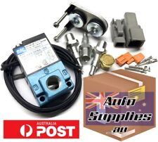 Boost Solenoid Mac Valve & Bracket for Haltech Vipec Link Aftermarket EBC 3 port