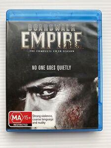 Boardwalk Empire : Season 5 Blu-Ray