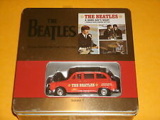 The Beatles 'Ltd Ed. Single Sleeve Die-Cast Collectible Taxi' A Hard Days Night