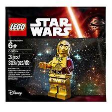 ★ LEGO STAR WARS - POLYBAG 5002948 - C-3PO - NEUF SCELLE !!