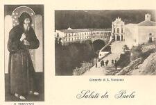 Saluti da PAOLA  -  S. Francesco - Convento di S. Francesco