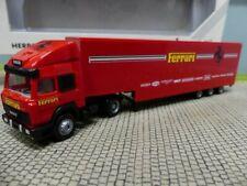 1/87 Herpa Iveco TurboStar Ferrari 3-Achs Koffer SZ 141642