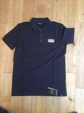 EA7 Emporio Armani navy  Polo Shirts size small