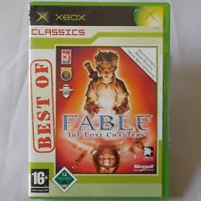 XBOX - Microsoft ► Fable: The Lost Chapters ◄ TOP Zustand