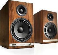 Audioengine HD6 Wireless Powered Speakers WALNUT