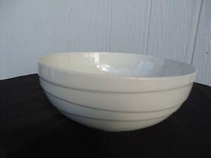 jamie oliver large salad / fruit bowl wave  1310004 24.5cm