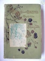 Aus Wald und Grund 1897 Geschichten Schwarzwald