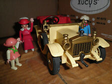 Playmobil 5620 Victorian FAMILY & OLD TIMER TOURING CAR Mansion Doll house 5300