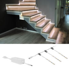 LED Treppenbeleuchtung  LED-Flexstreifenset für Treppen LEDs/20W 1600 lm 2400K
